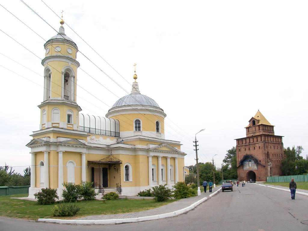 Картинки по запросу Крестовоздвиженский храм коломна