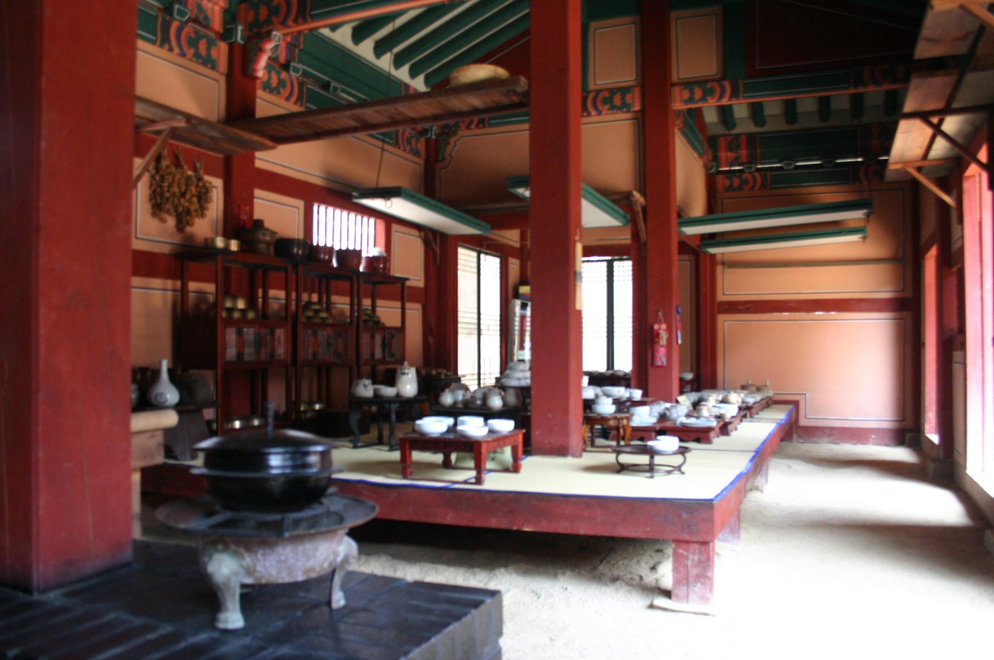 for Traditional korean kitchen