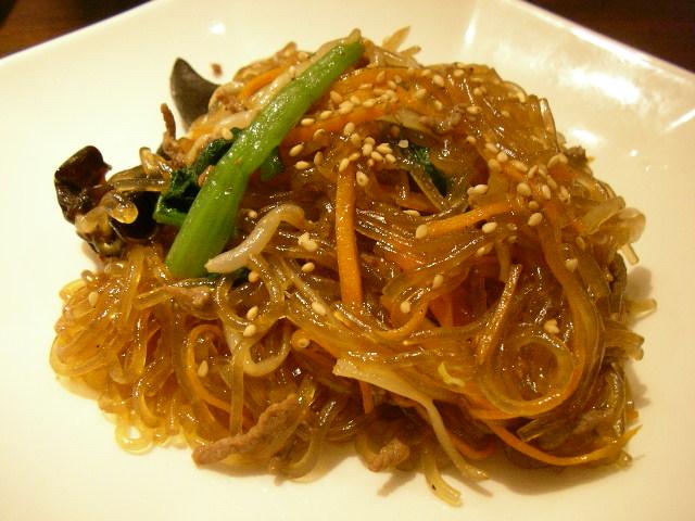 Китайская лапша фунчоза рецепт с фото