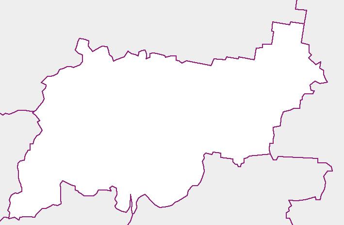 Костромская область карта картинки