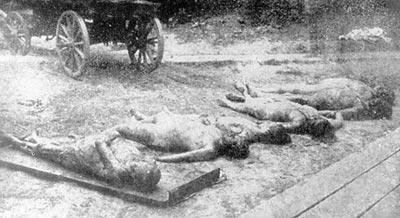 Память жертв красного террора