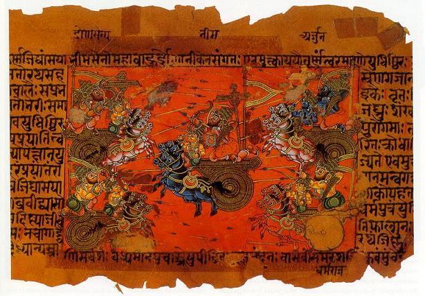 Кришна и археология  (Виджитатма дас)