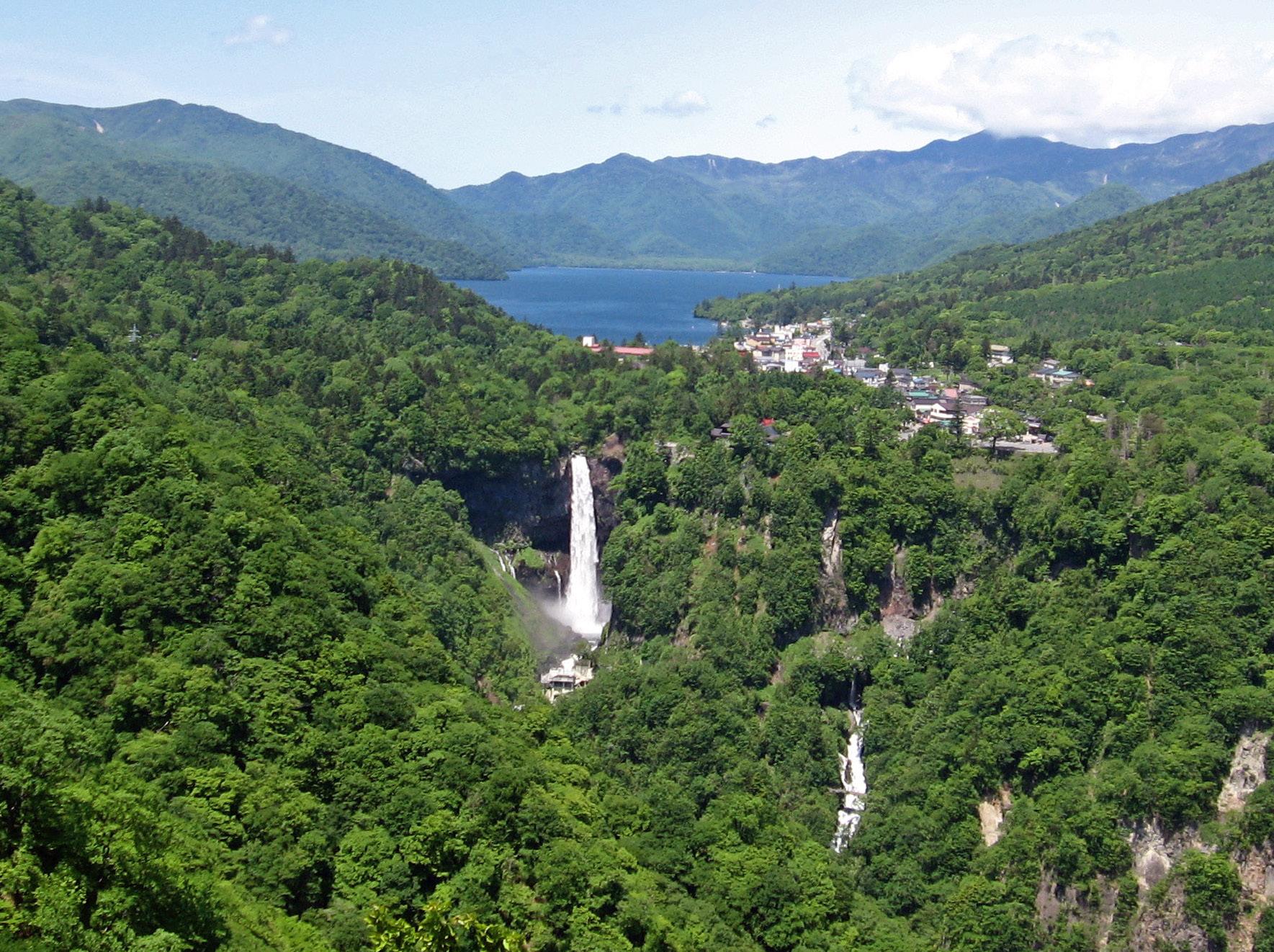 Национальный парк Никко
