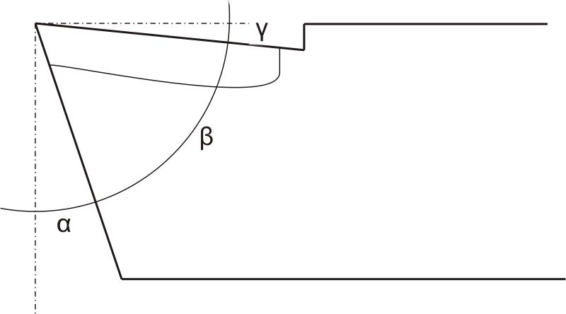 резец проходной прямой левый т15к6 код е0000046