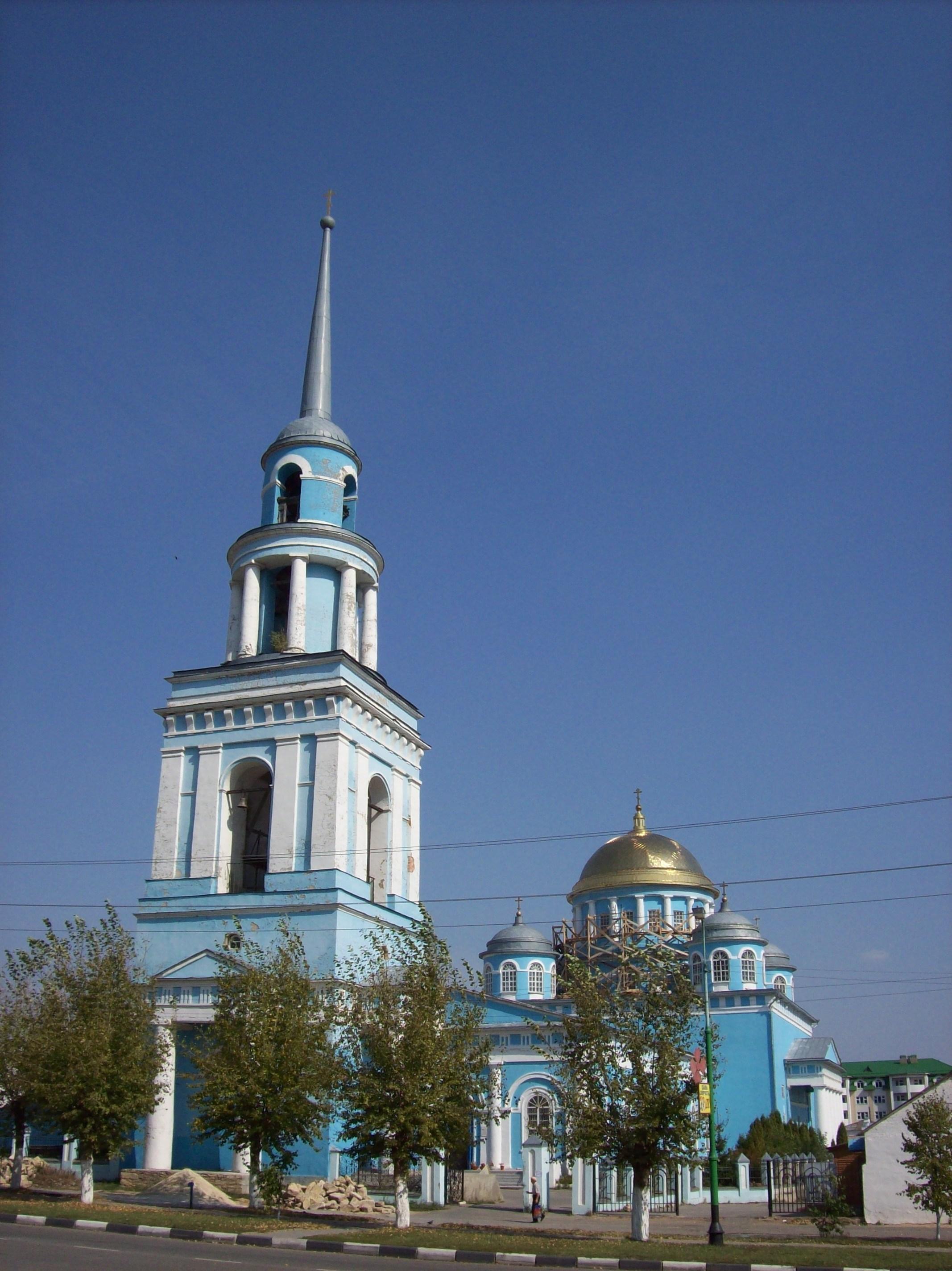 Лебедянь ново казанский собор