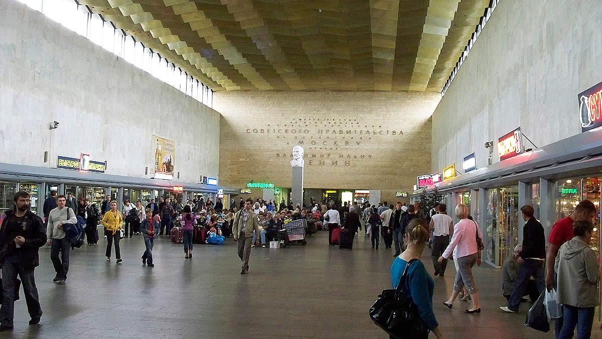 Ленинградский вокзал поезда дальнего следования схема