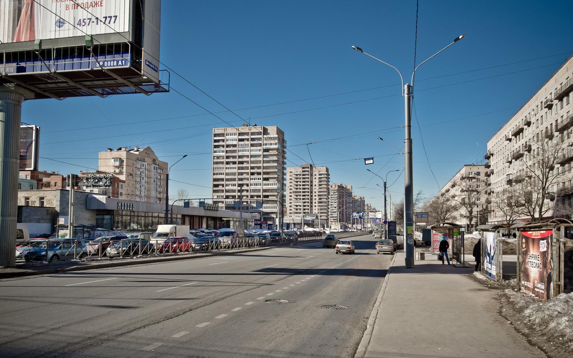 Проститутки на проспекте стачек 15 фотография