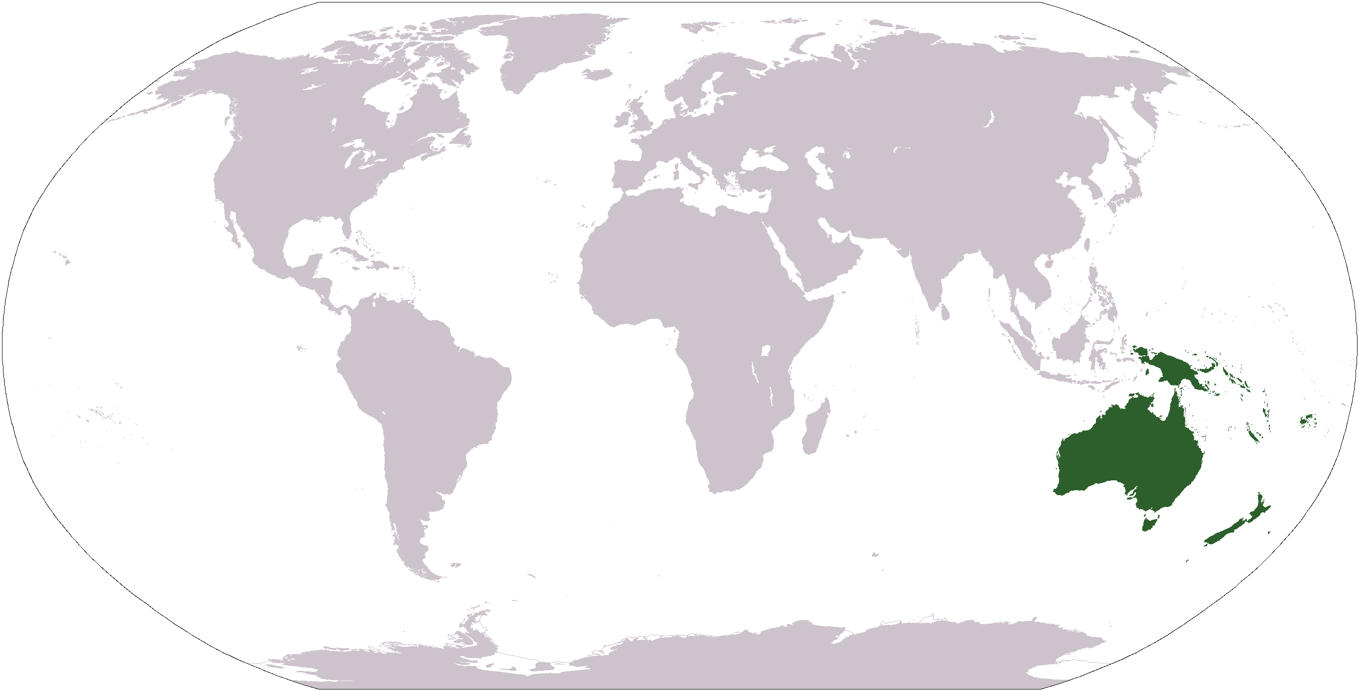 Австралийская область