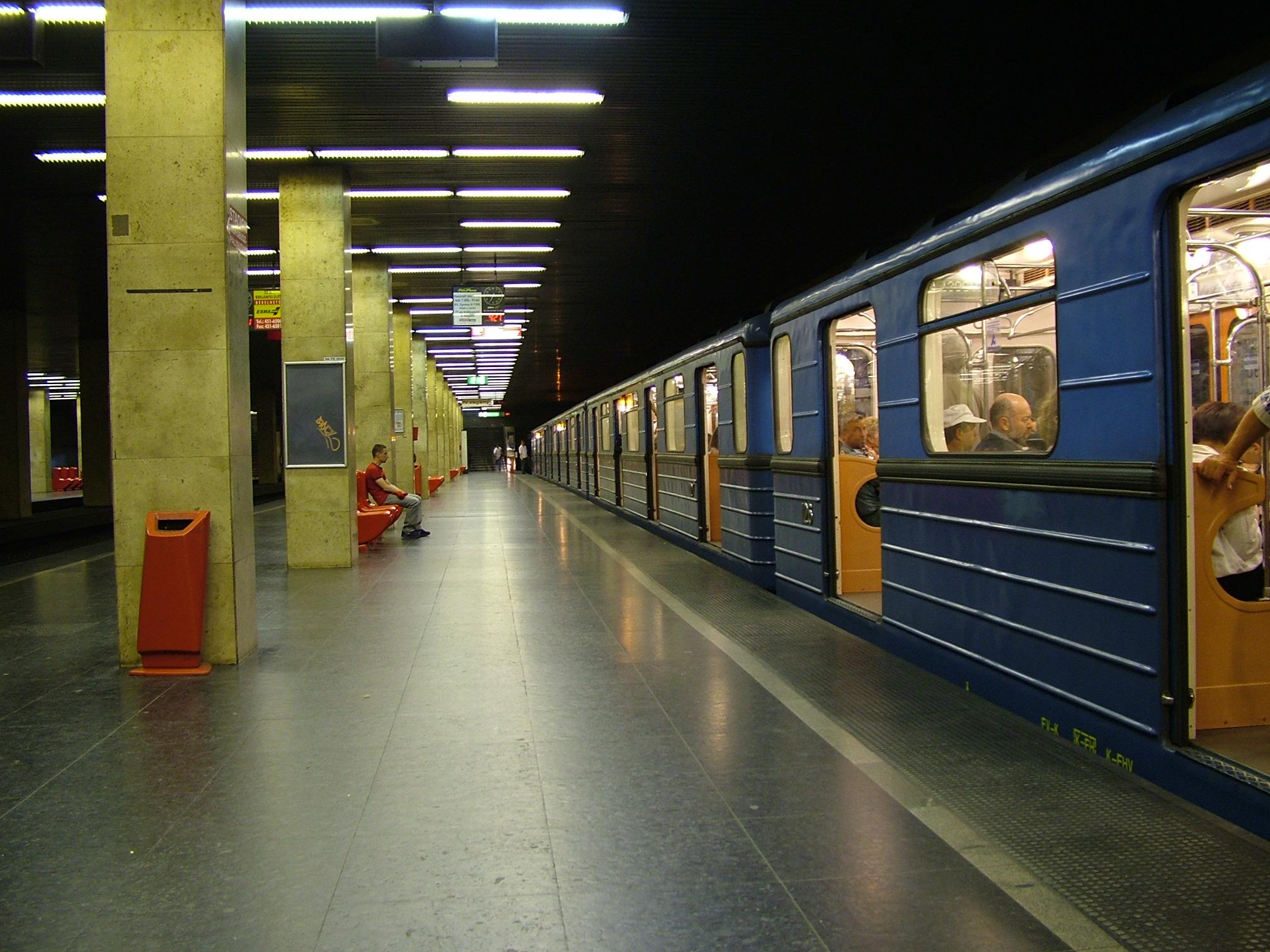 привык желтое метро картинка значит, что
