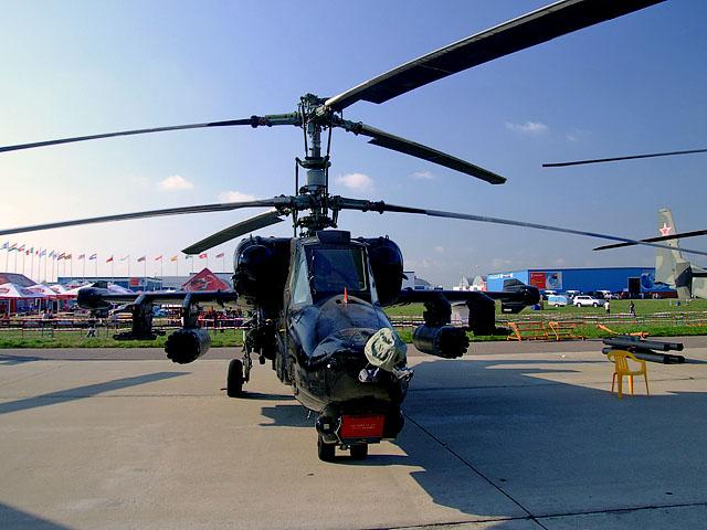 """...под именем  """"Чёрная акула """") - российский боевой одноместный ударный..."""
