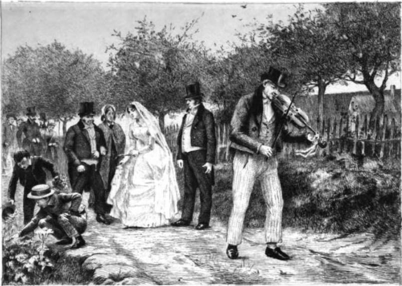 Свадьба с умершей девушкой