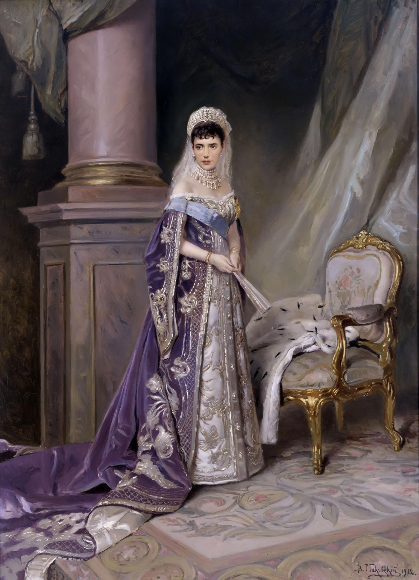фото русских императриц такие
