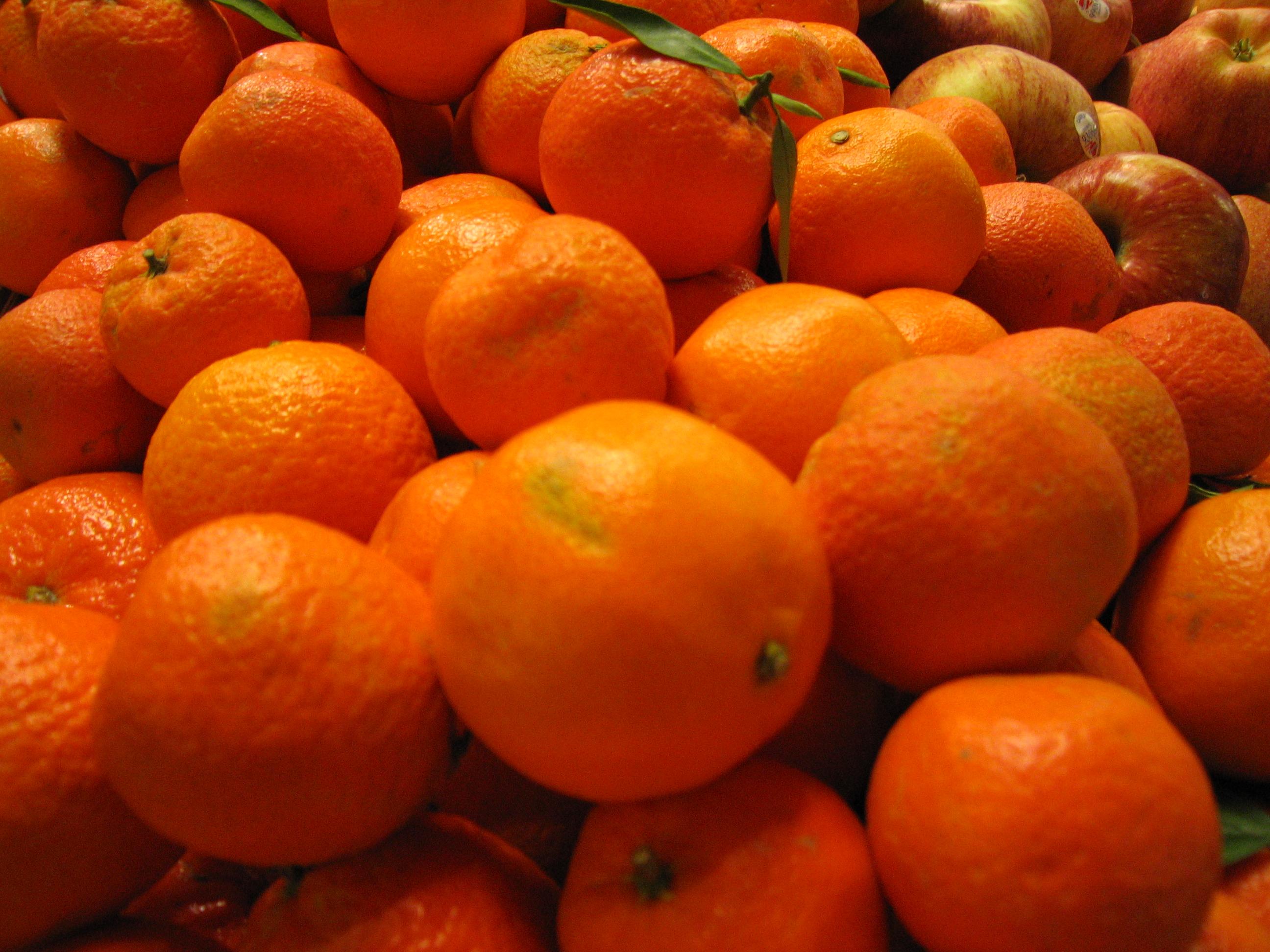 мандарины клементины