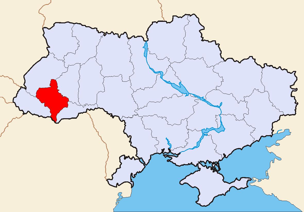 Картинки по запросу ивано-франковская область на карте украины