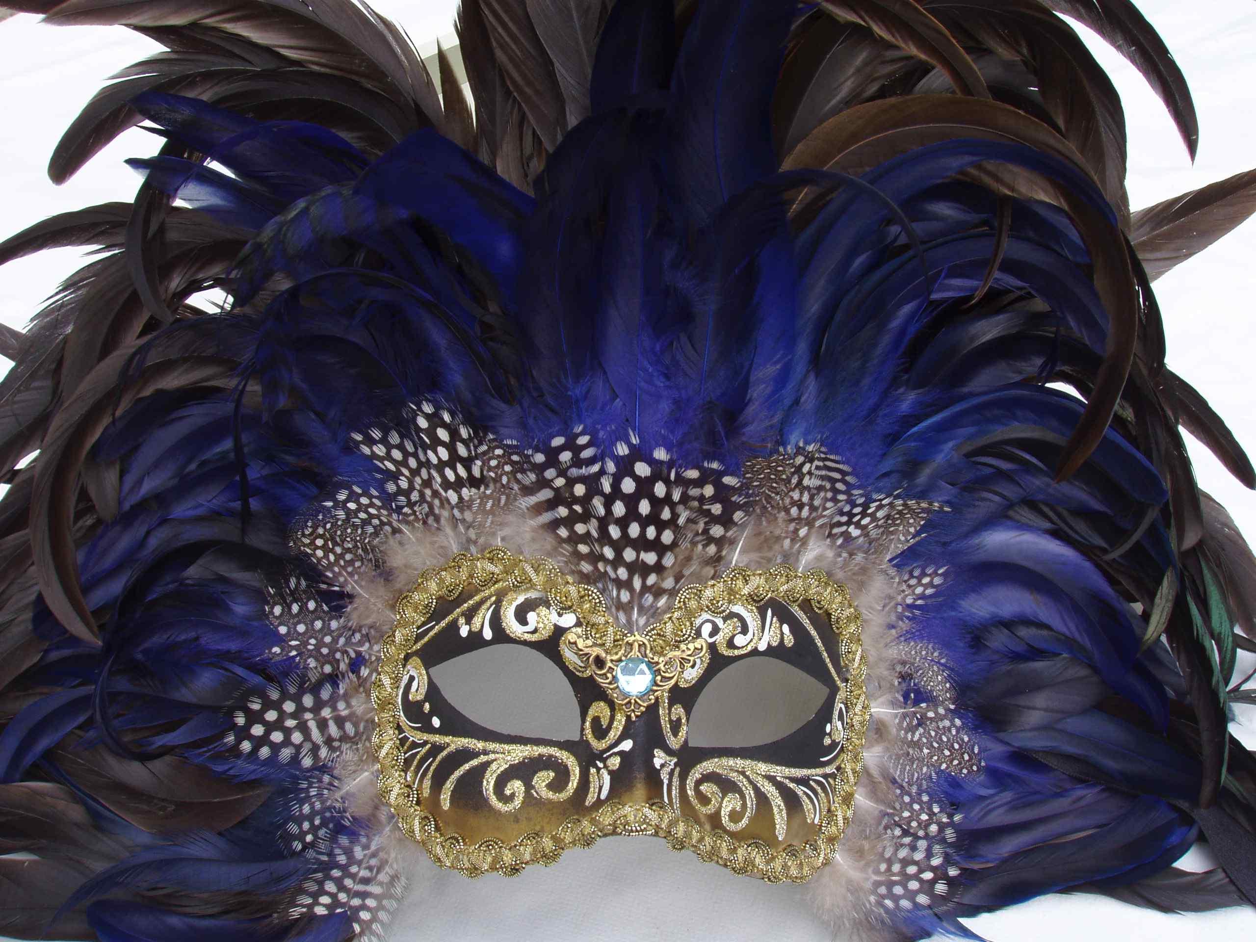 Венецианский карнавал 2012 Masque_2