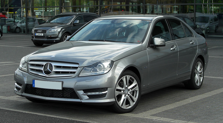 Mercedes Benz W204 это Что такое Mercedes Benz W204