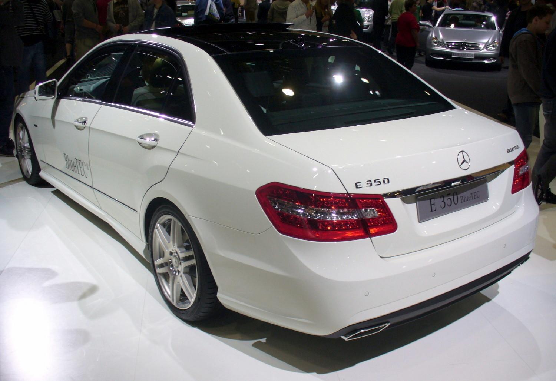 Mercedes Benz E класс это Что такое Mercedes Benz E класс