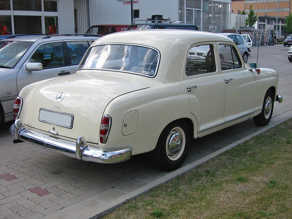 Мерседес 180 2005 года фото