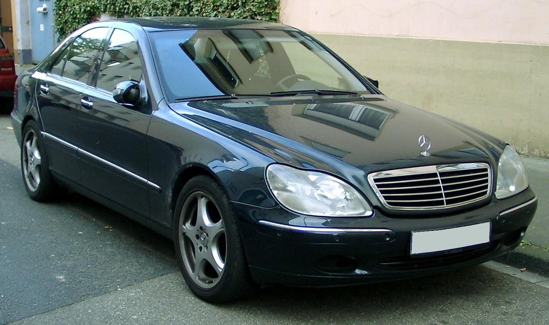 Mercedes Benz S класс это Что такое Mercedes Benz S