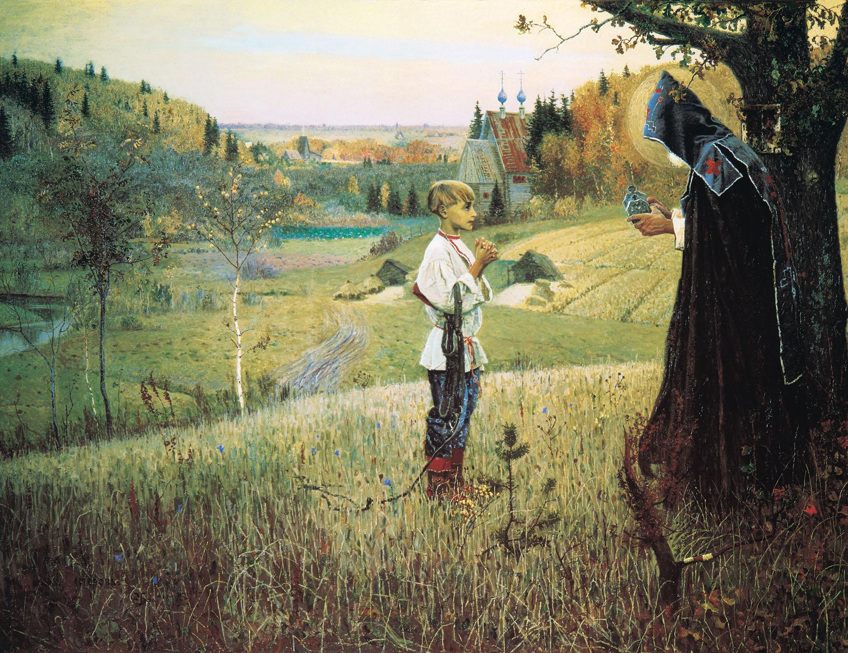 символизм в русской живописи: