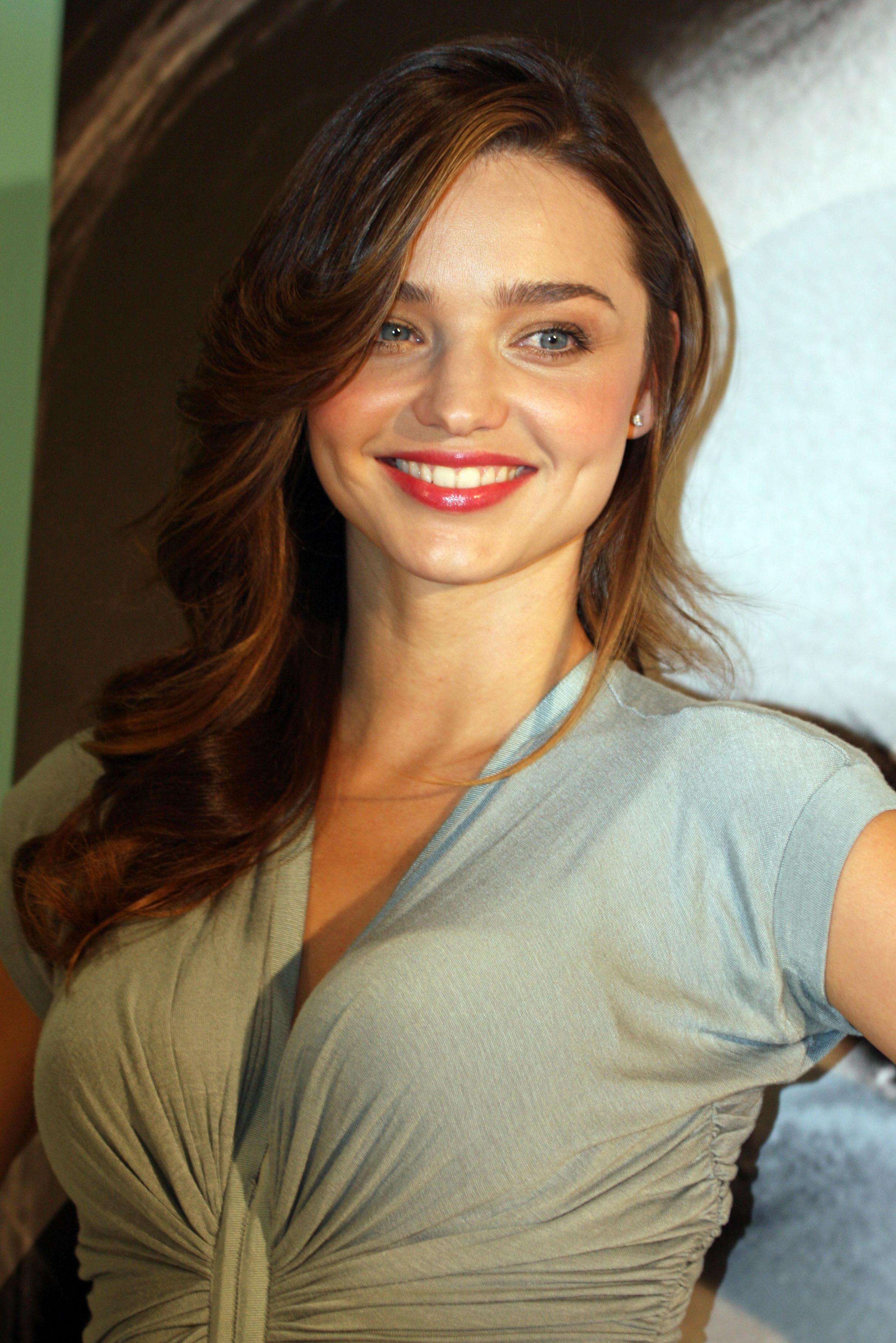 Miranda kerr nude pirelli shoot - 4 2
