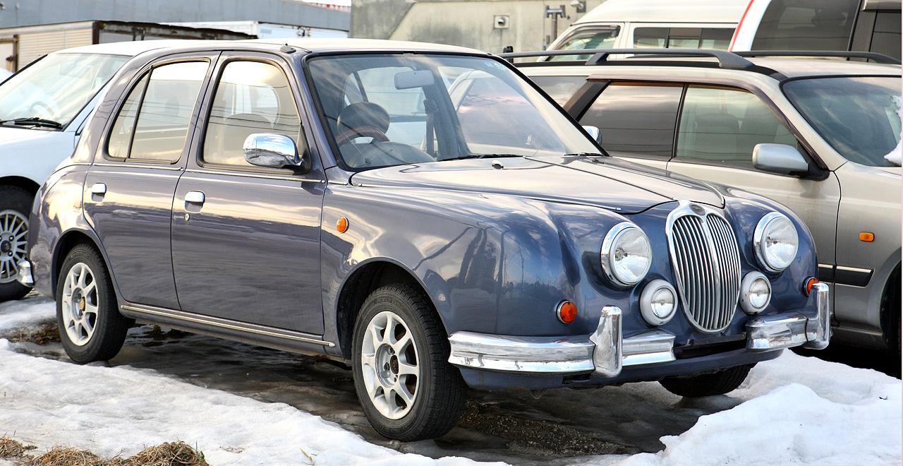 Автомобили 1960-х