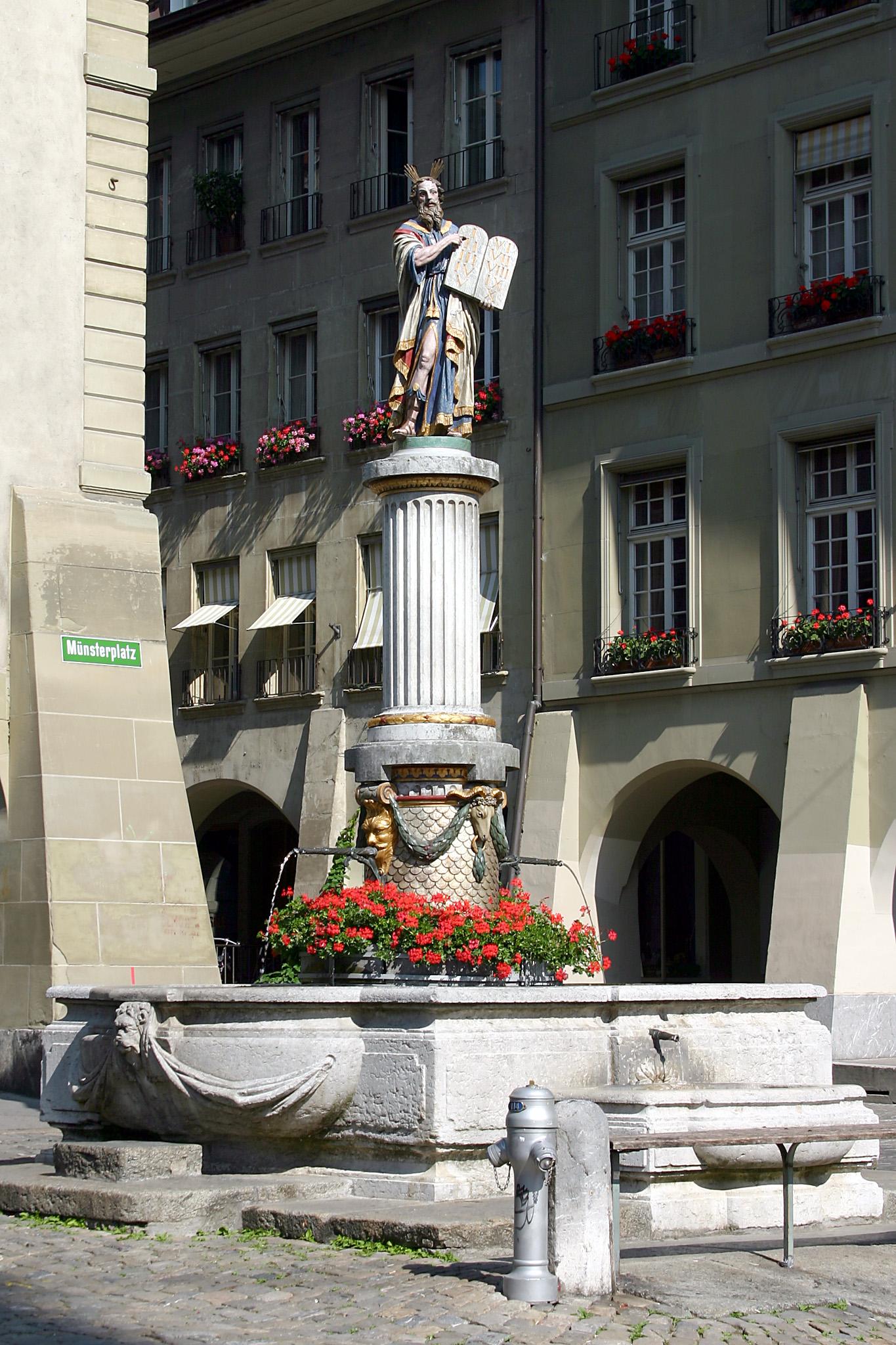 фонтаны берна фото и описание ватмана