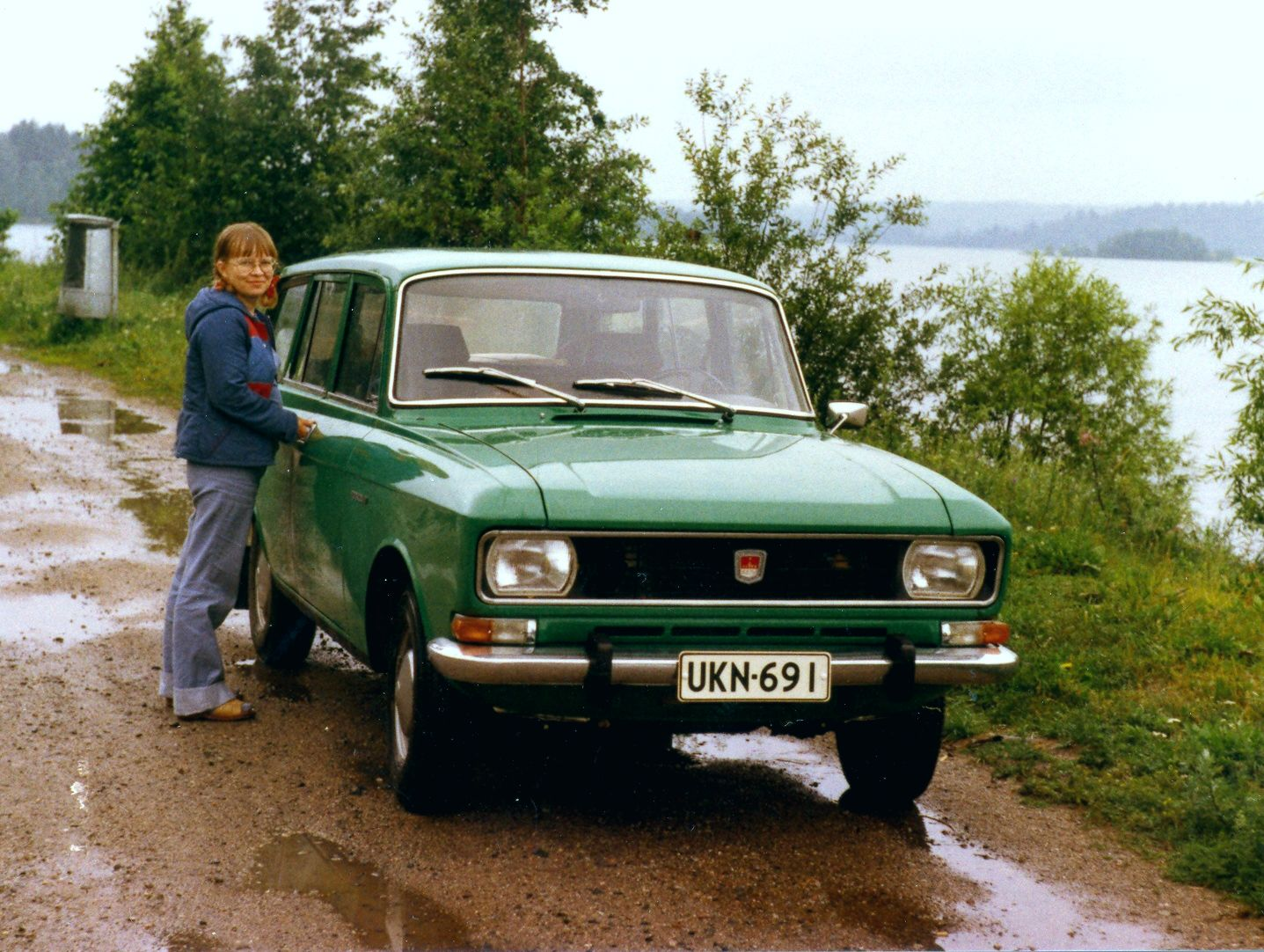 moskvich 401
