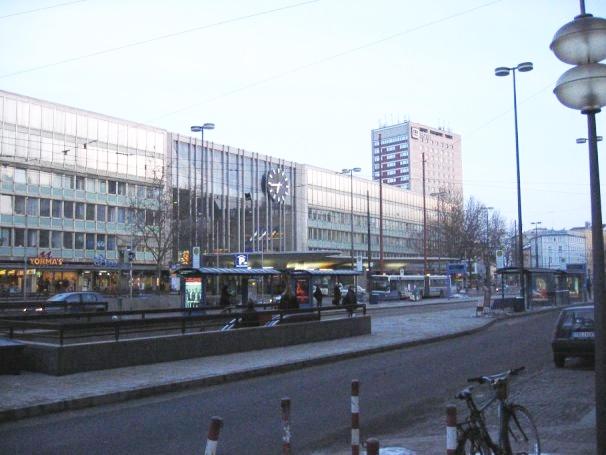 Главный вокзал Мюнхена