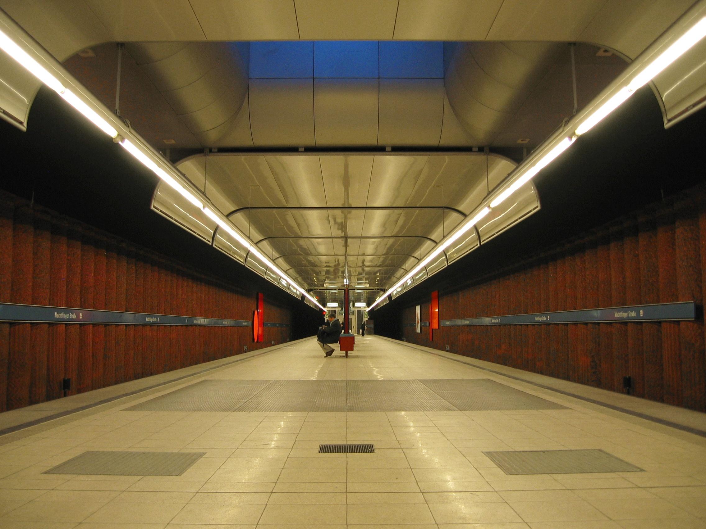 Список станций Мюнхенского метрополитена - это Что