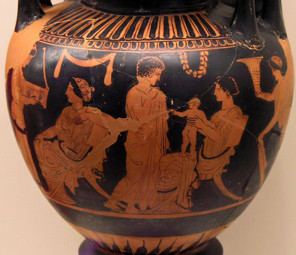 Сцены секса на греческих вазах