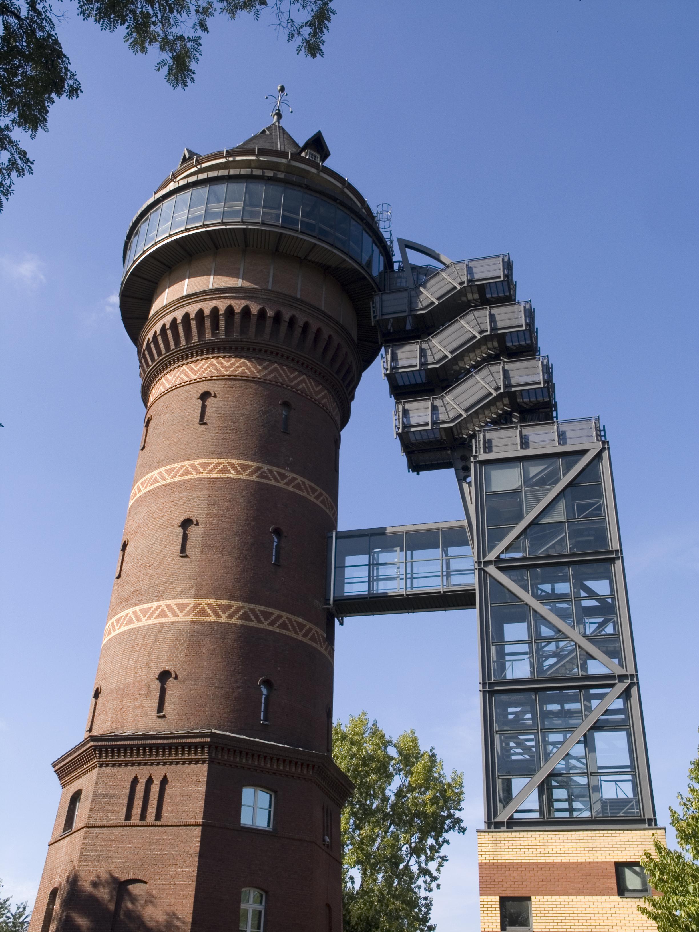 Водонапорные башни рожн