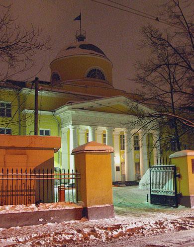 Адреса и телефоны больниц московской области