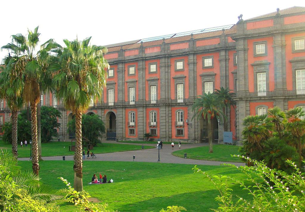 Национальные музей и галерея Каподимонте