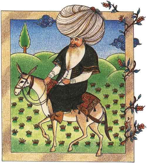 Hodscha Nassredin Nasreddin