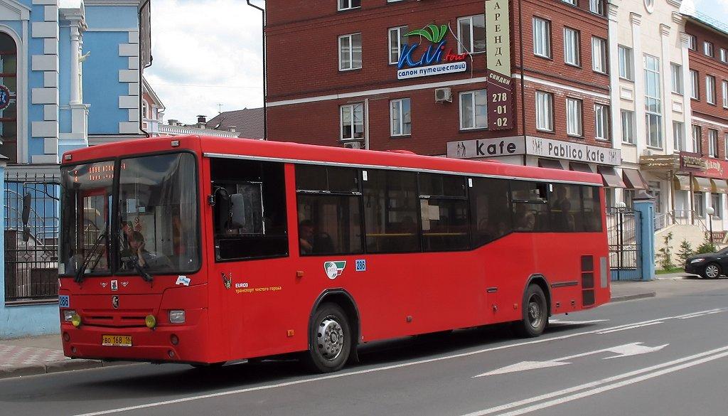 ВУфе резко затормозил «НефАЗ», травмированы 5 пассажиров