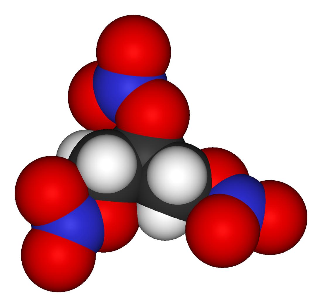 Нитроглицерин фото