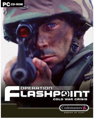 Operation flashpoint cold war crisis cd