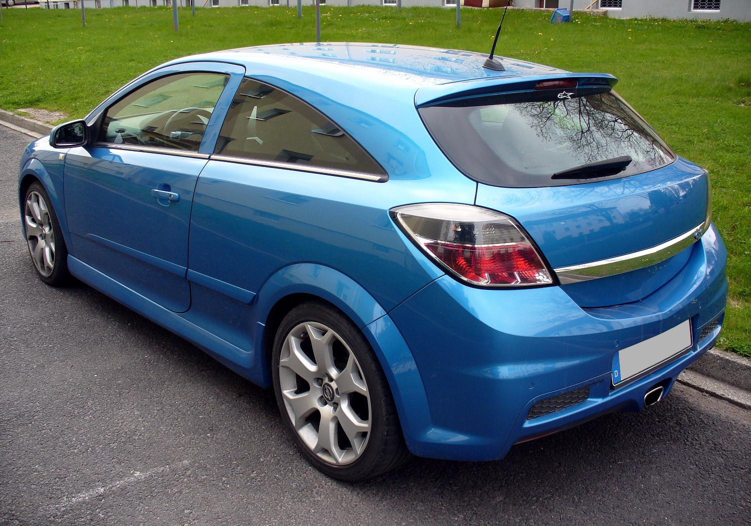 Opel astra h opc 2005 opel astra h opc 2005 photo 06 car in - 2004 2007 Opel Astra Gtc 2005 2007 Opel Astra Twintop 2006 2007