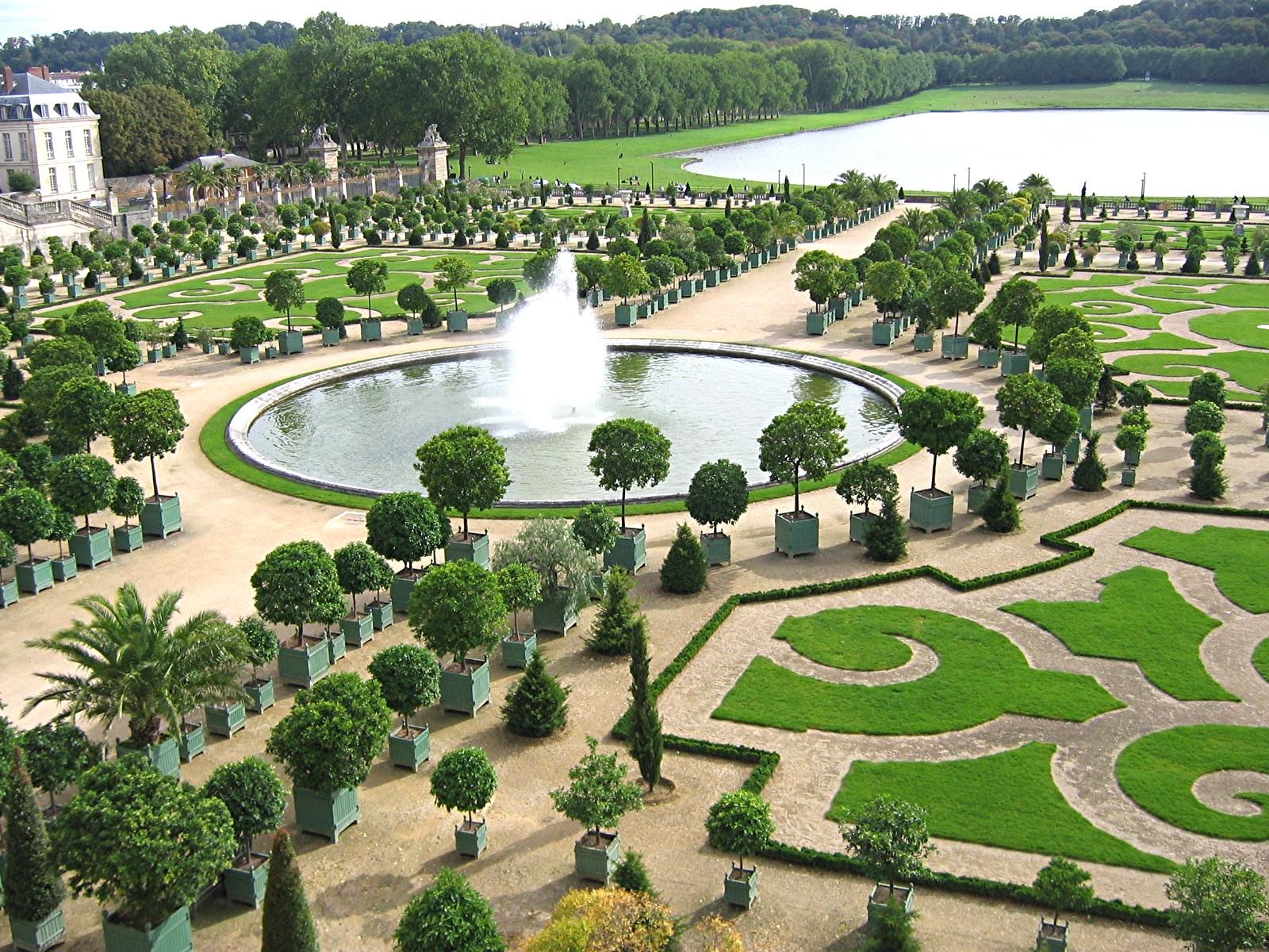 Картинки по запросу французский - регулярный парк