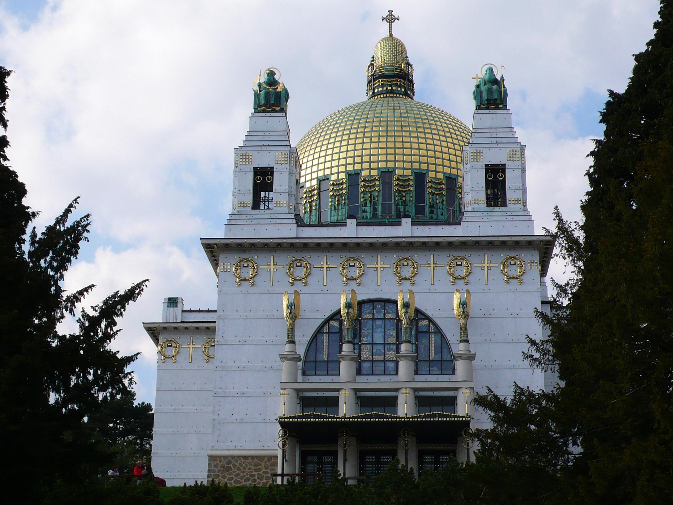 Церковь Святого Леопольда в Вене