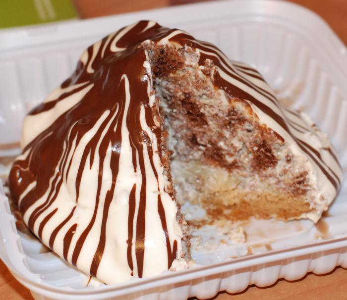 торт фили бейкер с ягодами рецепт