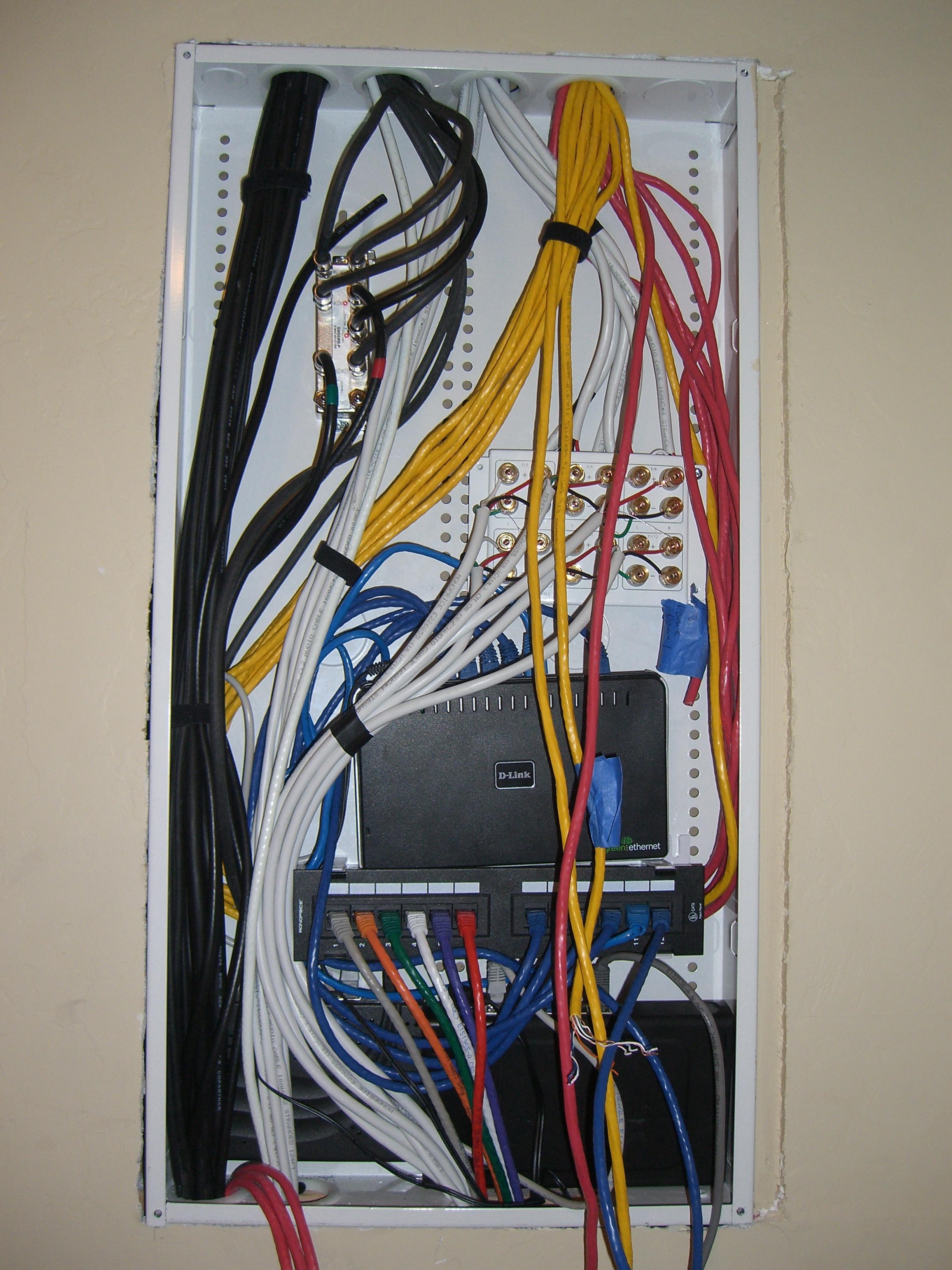 схема управления умным домом com port