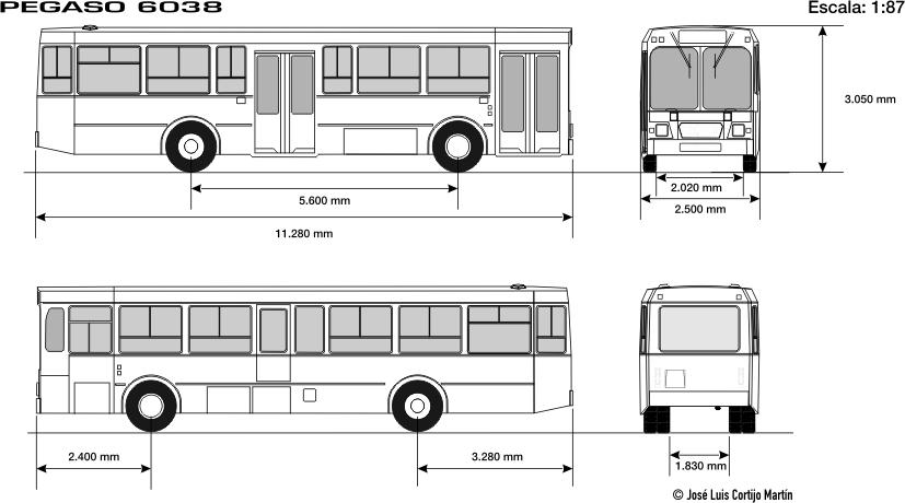 Устройство автобуса