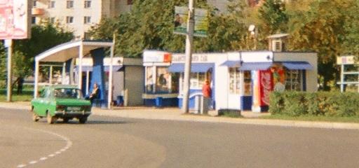 Остановка «Улица Локомотивная»