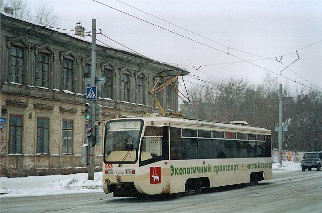 историческом центре Перми