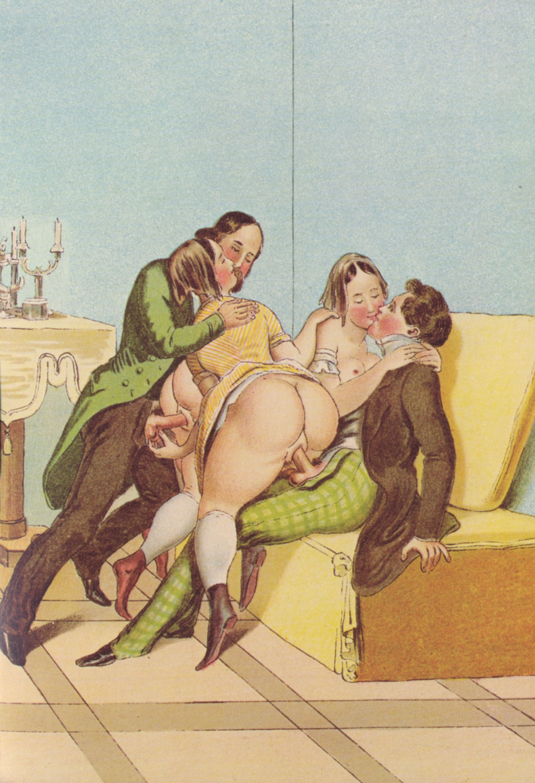 Секс с французкой 2 фотография