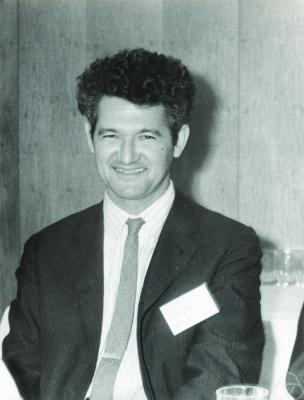 Питер Лакс, 1969 год