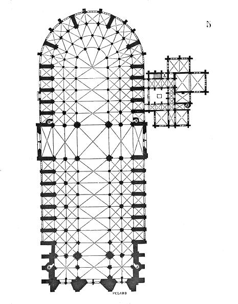 План собора из книги «Толковый