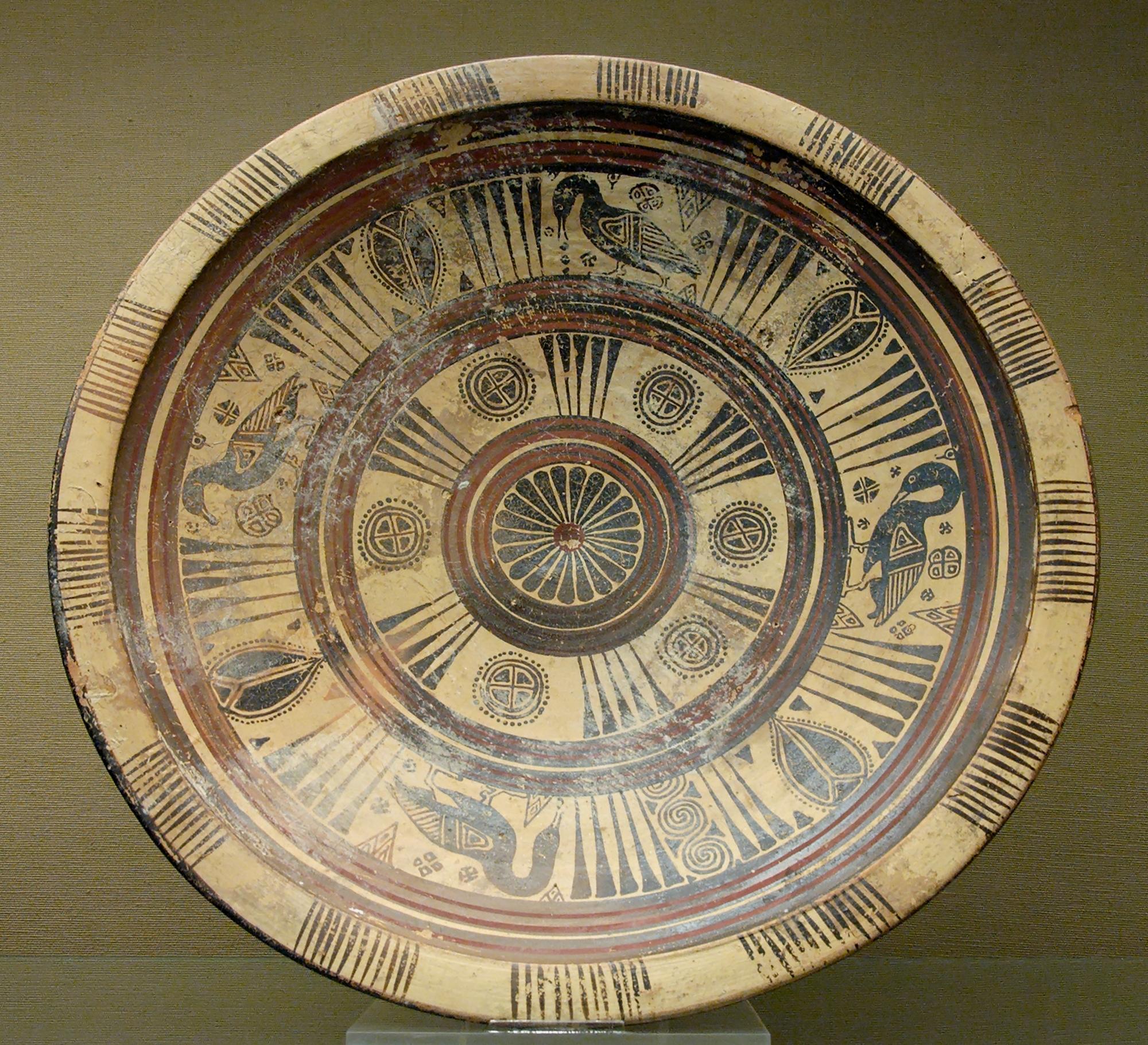 Древний египет узор тарелка картинки